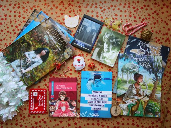 Livres lus en décembre 2019