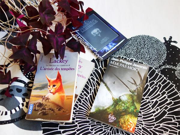 Livres lus en février 2019 par le blog Livrement