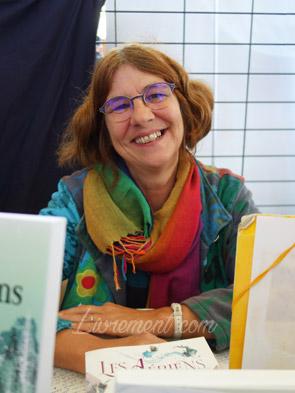 Salon littéraire Ménétrol : Les Aventuriales - rencontre Marie Catherine Daniel autrice
