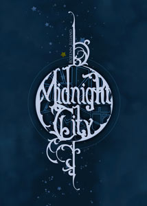 Couverture du roman Midnight City de Rozenn Illiano