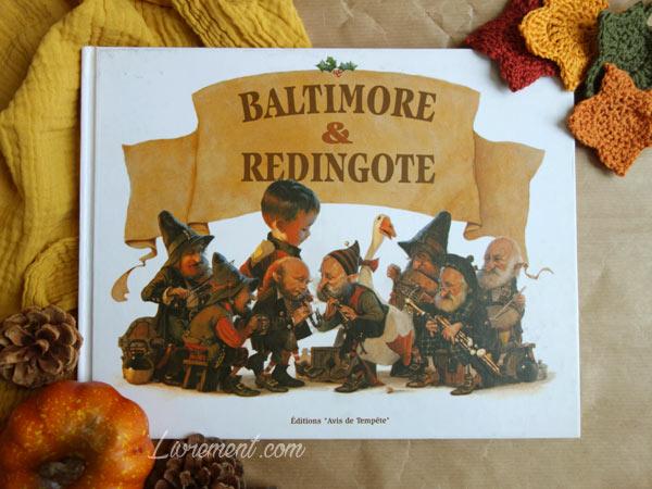 """Mise en scène de l'album """"Baltimore et Redingote"""" de Pascal Moguérou et Jean-Baptiste Monge"""