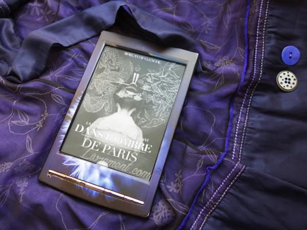 """Mise en scène du roman """"Dans l'ombre de Paris"""" de Morgan of Glencoe"""