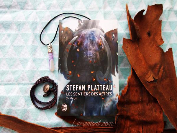 Mise en scène du roman Meijo de Stefan Platteau