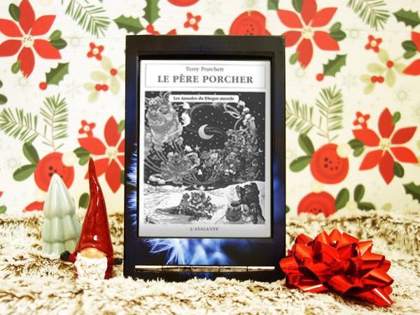 Mise en scène du roman Le Père Porcher de Terry Pratchett tome 20 annales du disque-monde