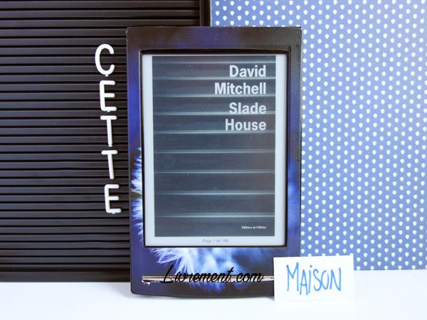 Mise en scène du livre Slade House de David Mitchell