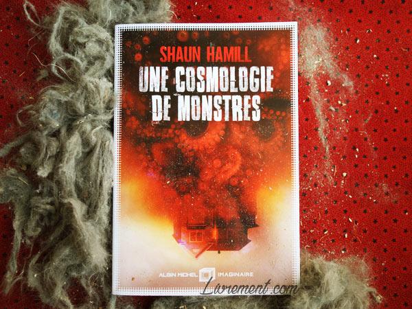 """Mise en scène du roman """"Une cosmologie de monstres"""" de Shaun Hamill"""