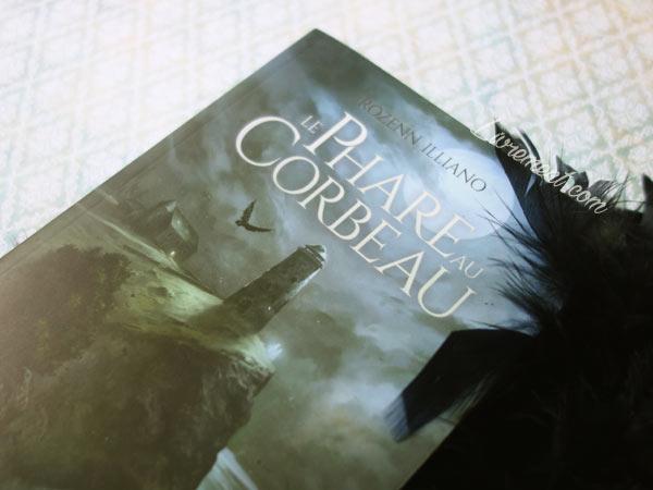 Roman Le Phare au Corbeau de Rozenn Illiano
