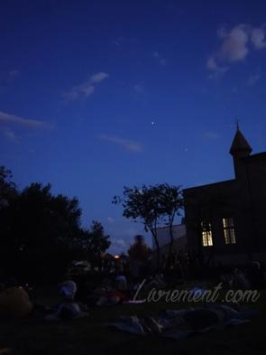 Nuit des étoiles à Ramonville