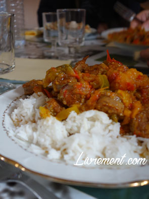 Rougail faite maison