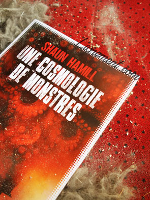 Bilan lecture octobre 2019 : Une cosmologie de monstres de Shaun Hamill