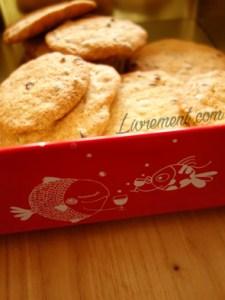 Cookies apportés par une amie