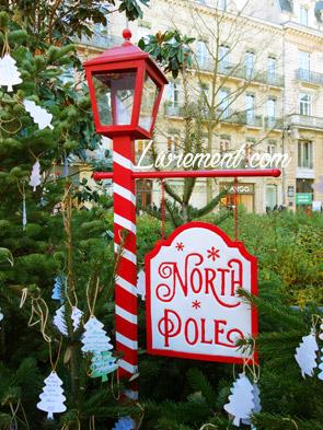 Village de Noël à Toulouse