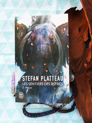 Livre Meijo de Stefan Platteau