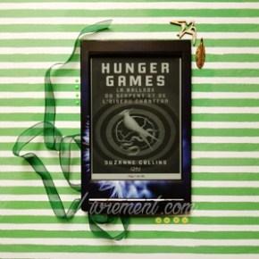 Mise en scène de la préquelle d'Hunger Games de Suzanne Collins