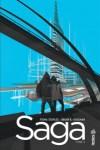 Couverture du tome 6 de la série Saga par Vaughan et Staples