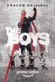 Affiche de la saison 1 de la série The boys