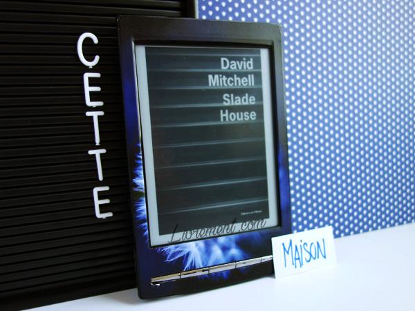 Slade House de Mitchell est un livre sélectionné dans le cadre du défi littéraire Valériacr0