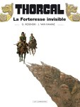 La forteresse invisible, couverture du tome 19 de Thorgal