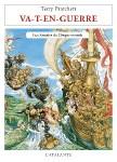 Couverture du roman Va-t-en-guerre de Terry Pratchett, tome 21 du Disque-monde