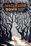 "Couverture du roman ""Watership down"" de Richard Adams"