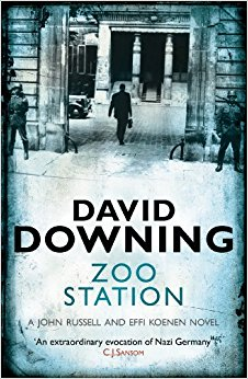 David Downing - Zoo Station (2017)