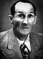 Portrait de Louis Soutter, artiste vaudois.