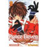 Prince Eleven, Tome 02