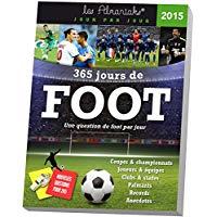 Almaniak 365 jours de foot 2015