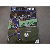 Solu Noi n°17 (le mag officiel du SCB) : Portrait : Ngando dans le tempo