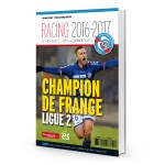 Racing 2017 – Champion de France Ligue 2