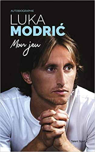 Luka Modric - Mon jeu Couverture du livre