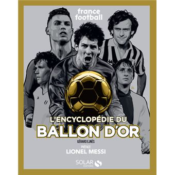 L'Encyclopédie du Ballon d'or [Critique]