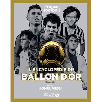 L'encylopédie du Ballon d'Or