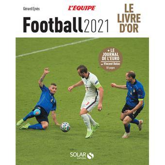 Livre d'or du football 2021