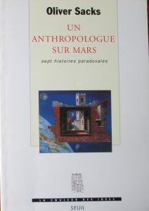 Anthropologue sur Mars