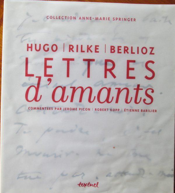 lettres d'amants