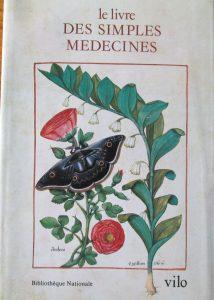 livre des simples médecines
