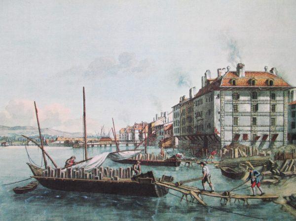 Voyageurs européens