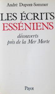 Ecrits Esséniens
