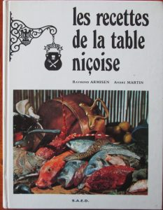 table niçoise