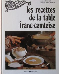table franc-comtoise