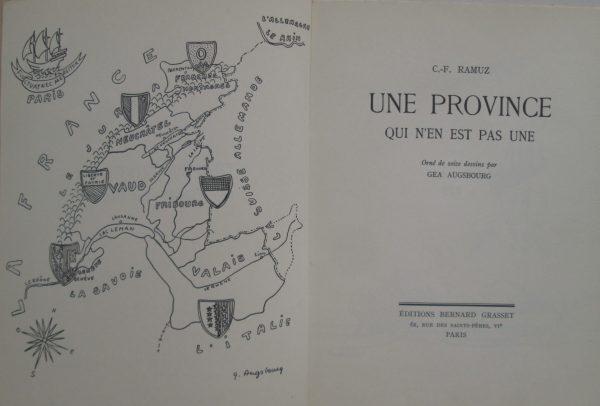 Une province qui