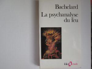 psychanalyse du feu