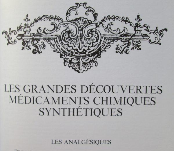 histoire pharmacie