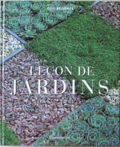 leçon de jardins