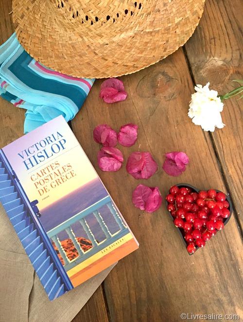 Victoria Hislop - Cartes postales de grece