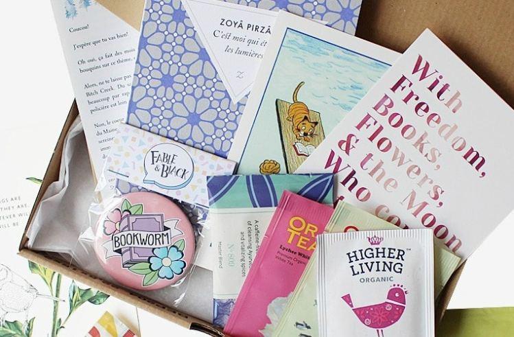 Exploratology - box littéraire