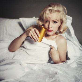 Marilyn inédite - Marilyn Monroe livre