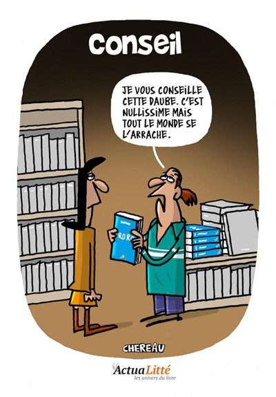Illustration Chereau -