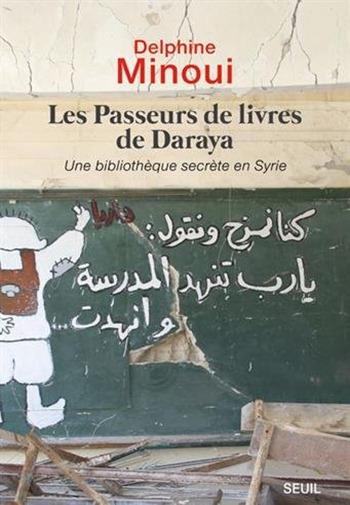 Les passeurs de livres - Delphine Minoui
